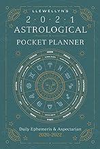 Llewellyn's 2021 Astrological Pocket Planner: Daily Ephemeris & Aspectarian 2020-2022