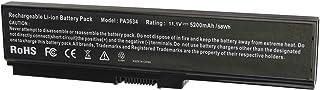 ASUNCELL Batería del Ordenador portátil para Toshiba Satellite C640 C650 C655 C660 C660D A655 A660 A660D L310 L600 L630 L6...