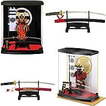 MEISTER JAPAN Samurai Figurine&Samurai Helmet Series A7 Imagawa Yoshimoto Armor&A4 Tokugawa Ieyasu Armor Best Japanese Gift