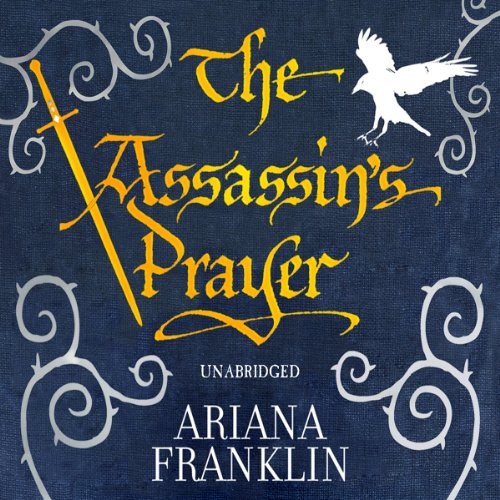 The Assassin's Prayer audiobook cover art