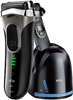 Braun 德国博朗3系3090CC电动剃须刀(德国进口 带梳子的剃须刀 精准锁定 LED显示)