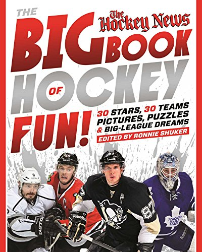 The Hockey News: The Big Book of Hockey Fun