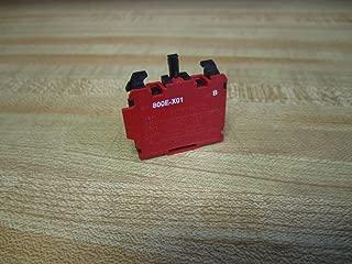 Allen Bradley 800E-X01 Contact Block NC