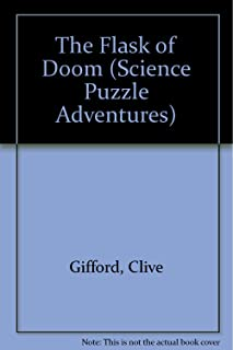 The Flask of Doom: Doctor Genius and the Mad Scientists (Science Puzzle Adventures Series)