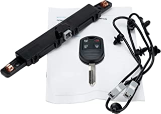 $96 » Remote Start System with 1 Car Key Compatible with Ford F150 2011-2014 F250 F350 F450 F550 Super Duty 2011-2016 Remote Car...