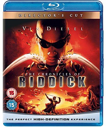 The Chronicles Of Riddick [Edizione: Regno Unito] [Reino Unido] [Blu-ray]