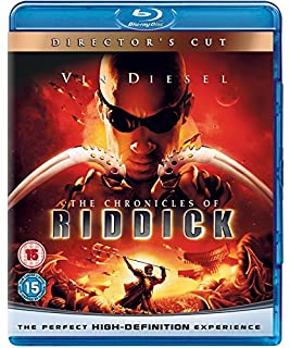 The Chronicles of Riddick [Blu-ray][Region Free] (B001NPE8JA) | Amazon price tracker / tracking, Amazon price history charts, Amazon price watches, Amazon price drop alerts