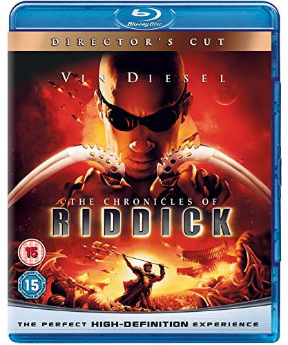 The Chronicles Of Riddick  [Edizione: Regno Unito] [Reino Unido] [Blu-ray]
