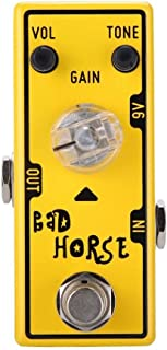 Tone City Bad Horse Overdrive. A Mighty Mini!