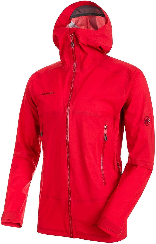 Mammut 101025980 Men's Masao Light HS Hooded Jacket