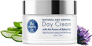 The Moms Co Natural Age Control Day Cream l Face Cream l Reduce Fine Lines, Wrinkles & Sun Protection l Anti Ageing with N...