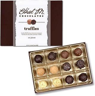 Ethel M Chocolates Truffle Collection (12 piece)