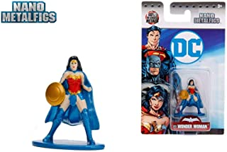 Wonder Woman (DC53) 1.5 Inch DC Diecast Nano Metal Figure by Jada