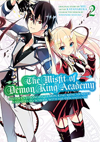 The Misfit of Demon King Academy 2: History\'s Strongest Demon King Reincarnates and Goes to School with His Descendants (The Misfit of Demon King Academy: ... with His Descendants) (English Edition)