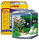 Sera 31150Mondi Biotop Cube 130XXL un 130L Agua Dulce de Acuario Completo con pl de T5iluminación y Filtración.