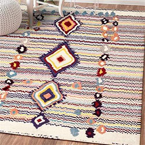 Jwans Weiche teppiche für Schlafzimmer Nacht Flauschigen Wohnzimmer couchtisch Sofa Matte rutschfeste küche Yoga mechanische/handw?sche Carpet