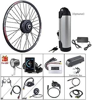 BAFANG 350W 36V/48V Rear Hub Motor Electric Bike Conversion Kit for Kinds of Bicycle 20