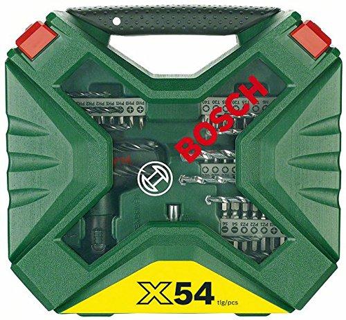 Bosch DIY 54tlg. X-Line Classic Bohrer- und Schrauber-Set - 2