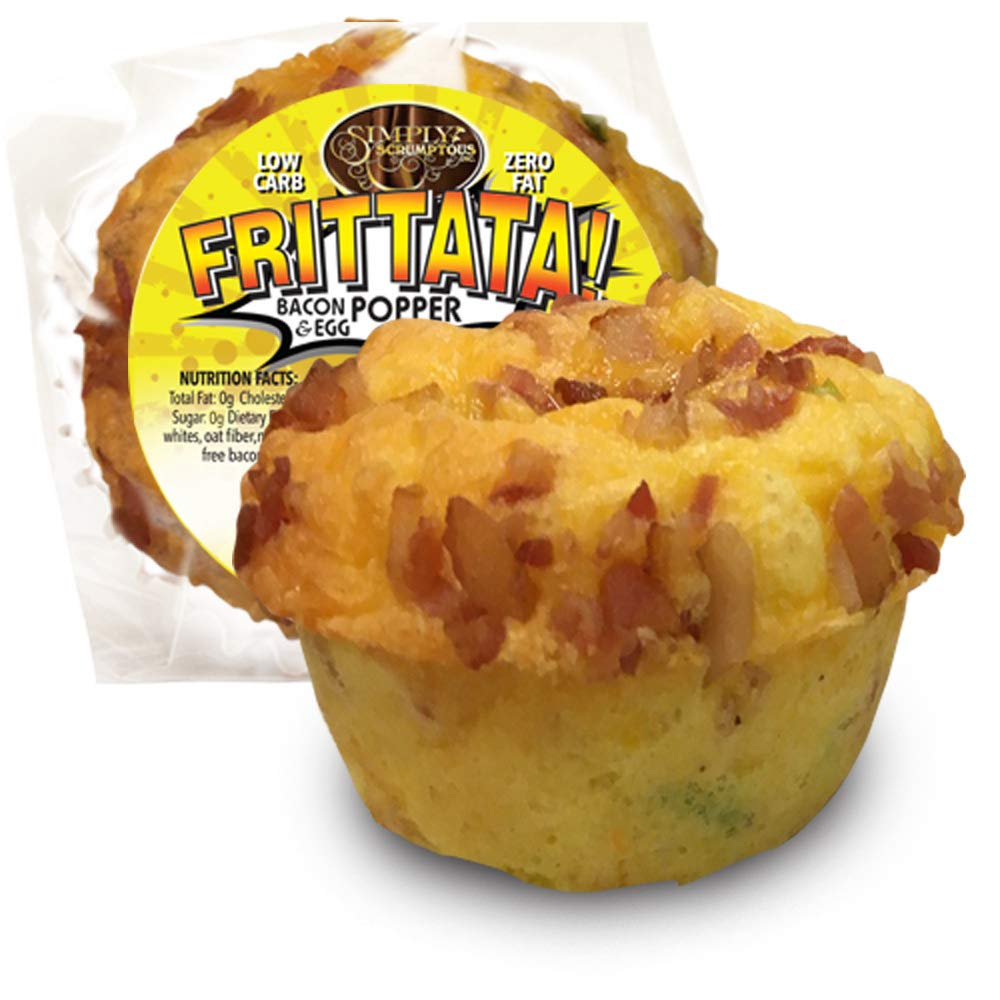 Simply Max 56% OFF Over item handling ☆ Scrumptous Low Carb Popper Muffin Frittata