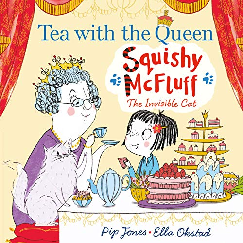 Squishy McFluff: Tea with the Queen