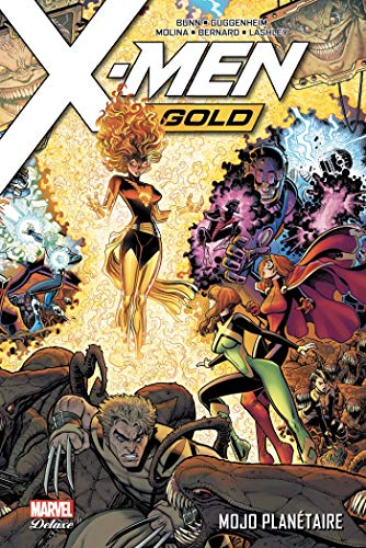 X-Men Gold (2017) T02 : Mojo planétaire (French Edition)