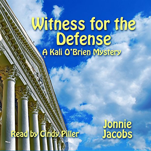 Witness for the Defense audiobook cover art