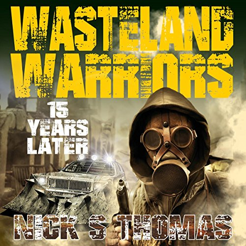 15 Years Later: Wasteland cover art