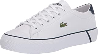 white lacoste sneakers womens