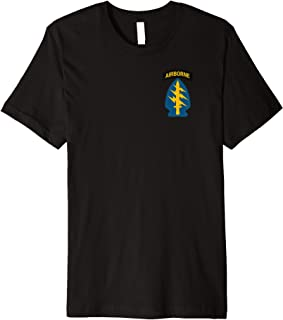 US Special Forces Shirt - Green Beret Shirt - 1.5x