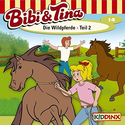 Die Wildpferde 2 audiobook cover art