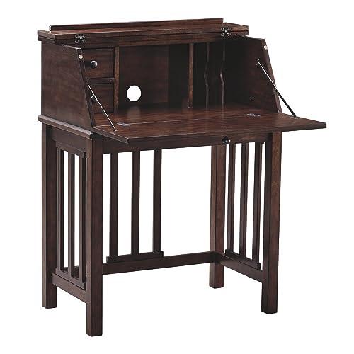 Drop Front Desk >> Drop Front Desk Amazon Com