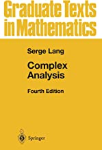 Complex Analysis (Graduate Texts in Mathematics)