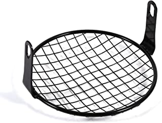 Motorcycle Headlight Grill Cover, 6.3