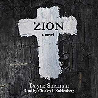 Zion: A Novel audiobook cover art