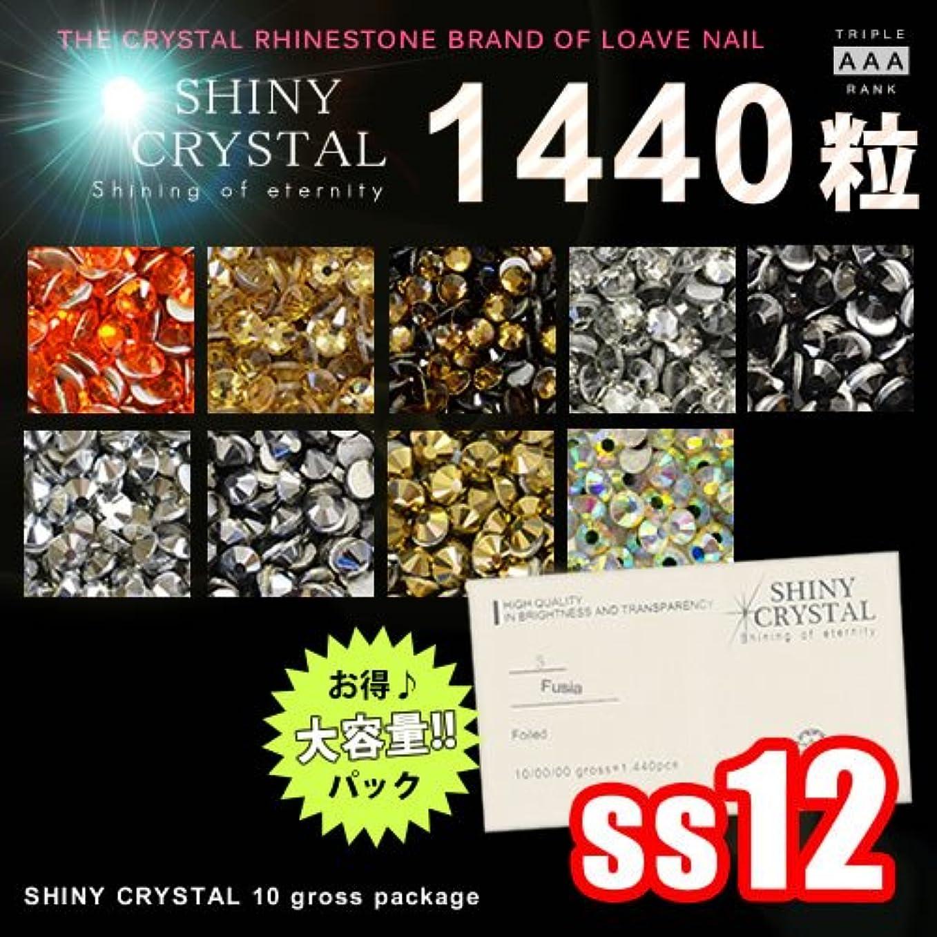 音声悪質な一般化するシャイニークリスタル(SHINY CRYSTAL)「 27、ジェットへマタイト 」「ss12」【1440粒/グロスパッケージ】