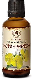 Evening Primrose Oil 50ml - Starflower - Oenothera Biennis