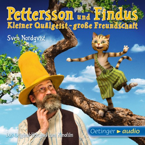 Kleiner Quälgeist - große Freundschaft     Pettersson und Findus              By:                                                                                                                                 Sven Nordqvist                               Narrated by:                                                                                                                                 Ulrich Noethen,                                                                                        Marianne Sägebrecht,                                                                                        Max Herbrechter                      Length: 1 hr and 17 mins     Not rated yet     Overall 0.0
