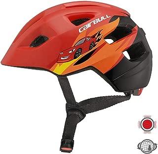 XiuFen Kids and Child Multi-Sport Bike Helmet Age 5-13 Years Old Safety Helmet