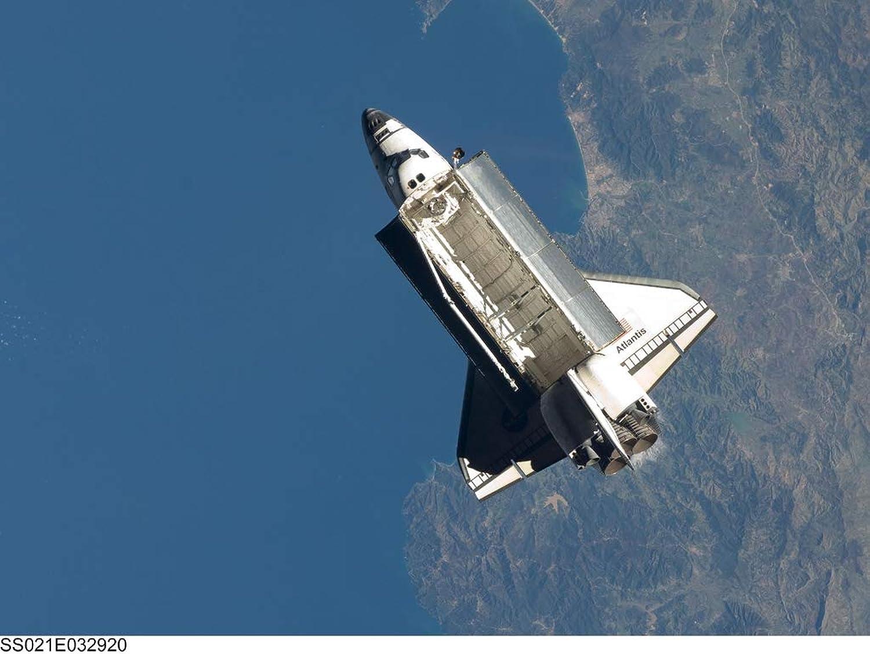 Lais Puzzle Raumfähre im Weltraum 2000 Teile B07P9KNMKS Lebhaft und liebenswert | Großartig