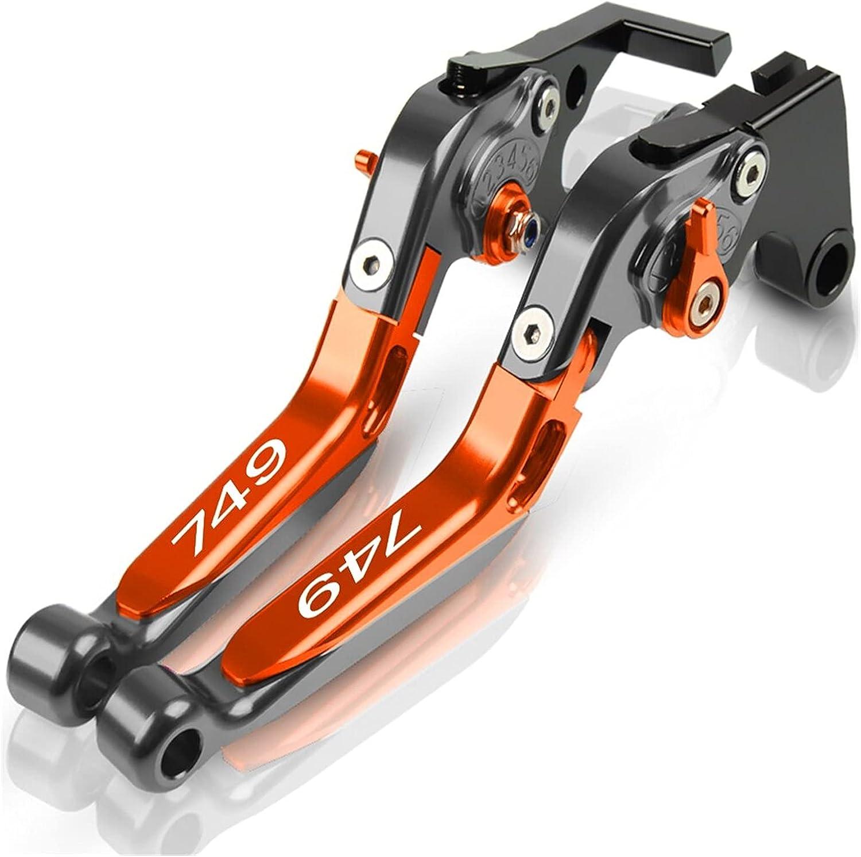 favorite Motorcycle Folding Extendable Handlebar Hand Moto CNC Adjustable Max 90% OFF