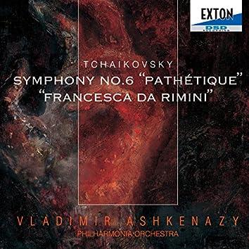 Tchaikovsky: Symphony No .6 Pathetique, Francesca da Rimini