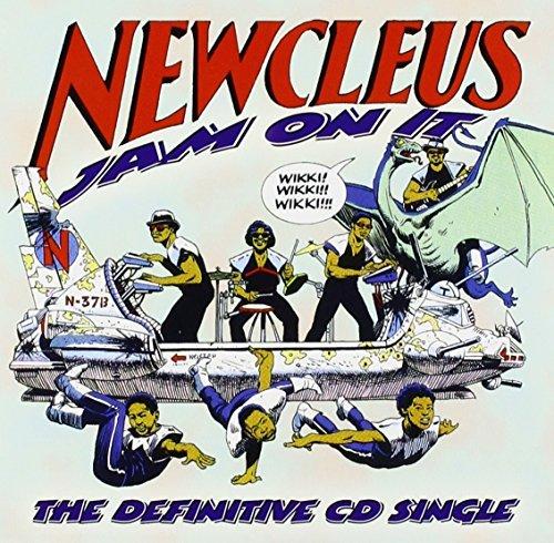 Newcleus Jam on it by Stafaenn Hakon (2012-12-18)