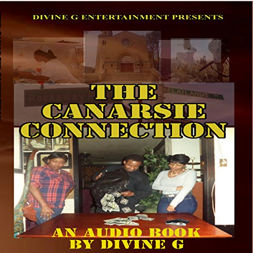 The Canarsie Connection audiobook cover art