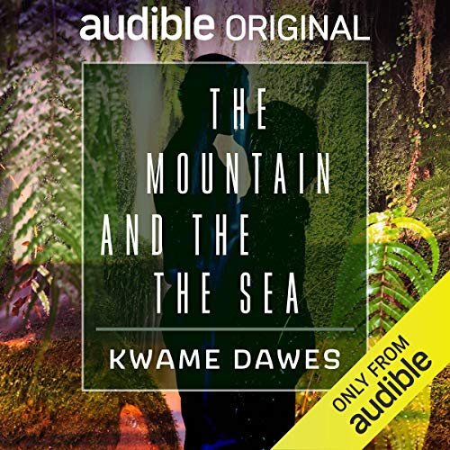 The Mountain and the Sea audiobook cover art
