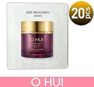 [オフィ/O HUI]韓国化粧品 LG生活健康/オフィ エイジ リカバリー クリーム/O HUI AGE RECOVERY CREAM Sample サンプル1mlx20枚(海外直送品)