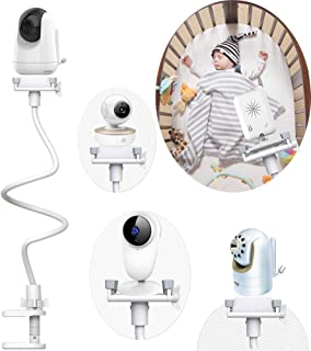 Baby Camera Mount Universal Flexible Baby Monitor Holder Shelf Baby Monitor Holder Strong Baby Camera Shelf Bracket | No D...