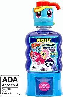 FIREFLY My Little Pony Anticavity Fluoride Rinse, Bubblegum Flavor, 16 Fl oz