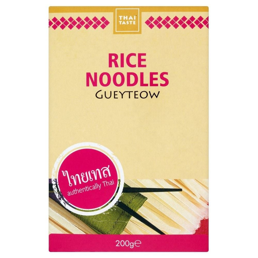 online shop Thai Taste Rice Noodles 200g Sales of SALE items from new works