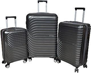 Magellan Luggage Trolley Bag for Unisex - Rose Gold