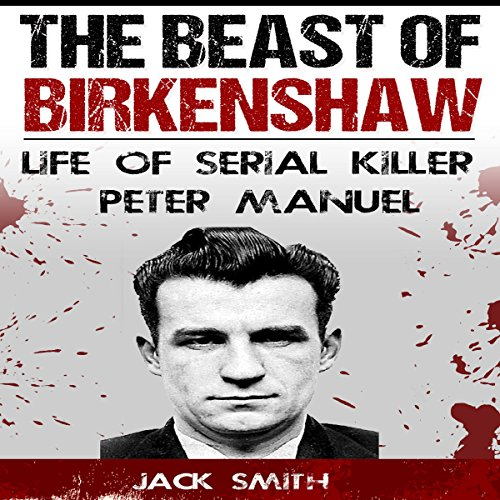 The Beast of Birkenshaw audiobook cover art
